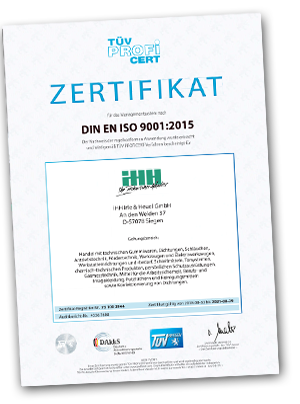 Download IHH DIN ISO9001 2015de